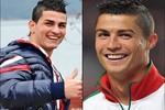 Ronaldo có người em 'song sinh' ở đất Thổ?