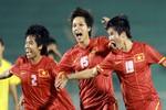 Tuyển Việt Nam khởi động chiến dịch World Cup 2015