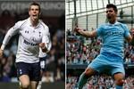 Real tung 'bom tấn' 105 triệu euro mua Bale và Aguero