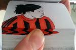 Mãn nhãn với clip hoạt hình lật giấy siêu hot về 'Rô vẩu'