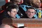 Rooney buồn tủi trong ngày 'đại hỷ' của M.U