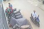 Clip: Chi tiết vụ 2 thanh niên lượn nhiều vòng rồi trộm xe Future