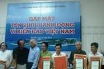 Tôn vinh hành động vì chủ quyền biển đảo Việt Nam
