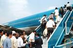 Vietnam Airlines hủy 22 chuyến bay vì bão