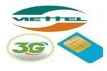 Khách hàng Viettel sốc khi nhận hóa đơn thanh toán cước 3G