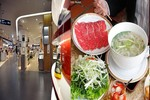 """Giá """"trên trời"""" tại Lotte Center và chuyện phở bò Kobe"""