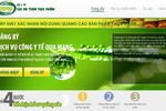 Xác nhận quảng cáo trực tuyến: Doanh nghiệp hưởng lợi lớn