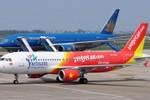 Thông tin chậm chuyến không đầy đủ, Vietnam Airlines và Vietjet bị phạt