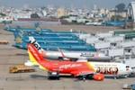 Năm 2016, hàng không nội địa là cuộc đua quyết liệt giữa VNA và Vietjet