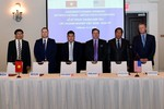 BIDV ký kết hợp tác với đối tác tại Hoa Kỳ