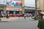 2.000 cán bộ nhân viên Techcombank sơ tán khẩn cấp khỏi Hội sở