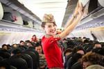 Mở đường bay mới, Vietjet siêu khuyến mại 300.000 vé giá từ 0 đồng