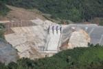 Trời nào làm vỡ đường ống dẫn Thủy điện sông Bung 2!