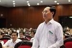 Tổng Thanh tra Chính phủ công bố số nợ của Vinashin