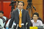 Thống đốc Bình nhận lỗi trong quản lý thị trường vàng