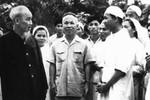 Chủ tịch Hồ Chí Minh vi hành và bài học về công tác chống tham nhũng