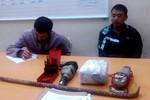 Hà Nội: Bắt 2 đối tượng trộm hơn 1,2 tỷ đồng trong dịp Tết