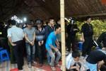 """Vụ bắt sới bạc """"khủng"""" ở Sóc Sơn: Khởi tố vụ án, khởi tố 61 bị can"""