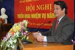 Ông Hoàng Dân Mạc làm Bí thư tỉnh uỷ Phú Thọ