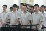 """Các """"xạ thủ"""" dàn trận bắn nhau ở khu CN Minh Khai, Hà Nội lĩnh án"""