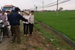 Hà Nội: Phát hiện thi thể cán bộ Thanh tra GT bên vệ đường