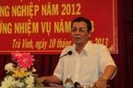 Ban Tổ chức TƯ chưa nhận được đơn xin nghỉ hưu của CT tỉnh Trà Vinh