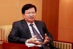 Bộ trưởng Trịnh Đình Dũng nói về gói tín dụng hỗ trợ thị trường BĐS