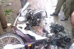 Vụ nổ xe máy ở Hải Dương: Hung thủ cài thuốc nổ là người yêu cũ