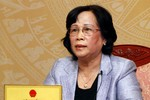 Bộ trưởng Phạm Thị Hải Chuyền nói về chế độ nghỉ thai sản từ 1/5