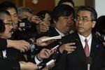 Nhật Bản cử 'sứ giả' sang Trung Quốc đàm phán