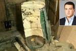 Phát hiện xác nghị sĩ Nga trong thùng bê tông