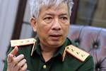 Tướng Vịnh: 'Việt Nam không chấp nhận sự can dự xâm hại chủ quyền'