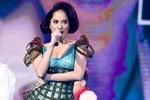 """Thu Minh sexy, Khánh Thi nóng bỏng trên sân khấu """"Bài hát yêu thích"""""""