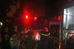 Hà Nội: Cháy lớn tại phường Bạch Đằng giữa đêm