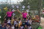 Giáo viên thị xã La Gi chung tay lo Tết cho học trò nghèo
