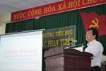 Bình Thuận cải thiện chất lượng bữa ăn cho học sinh bán trú