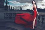 Ngẩn ngơ trước BST váy đỏ của Băng Phạm