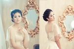 Giai nhân Việt tuyệt sắc trong váy cưới yêu kiều