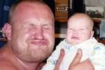 """Phì cười với những khoảnh khắc """"cha nào con ấy"""""""
