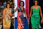Michelle Obama lấy lòng công chúng bằng thời trang