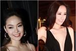 Váy xẻ sâu ngực gợi cảm mê hồn của Sao Việt