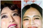 Những nụ cười xấu đến khó tin của sao Hoa ngữ