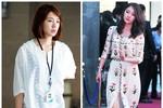 """Đẹp như """"biểu tượng thời trang"""" xứ Hàn"""
