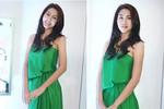 Top đầm xanh tuyệt mỹ của sao Việt