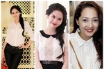 Những mỹ nhân Việt biết giản dị đúng lúc