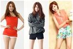 Kpop đang sở hữu những cô gái cao kều