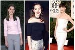 Hành trình 'lột xác' 10 năm của quý cô Anne Hathaway