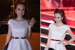 Mỹ nhân Việt diện váy trắng tỏa sáng chốn đông người