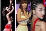Những cô nàng da nâu nóng bỏng trong showbiz Việt