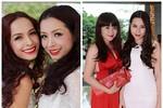 5 cặp chị em sành điệu của showbiz Việt